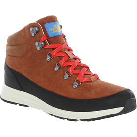 The North Face Back-To-Backeley Redux Remtlz Lux Schoenen Heren, caramel cafe/tnf black